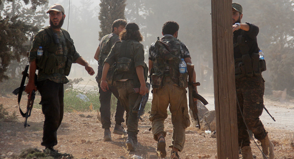 Jihadisti di Al-Nusra