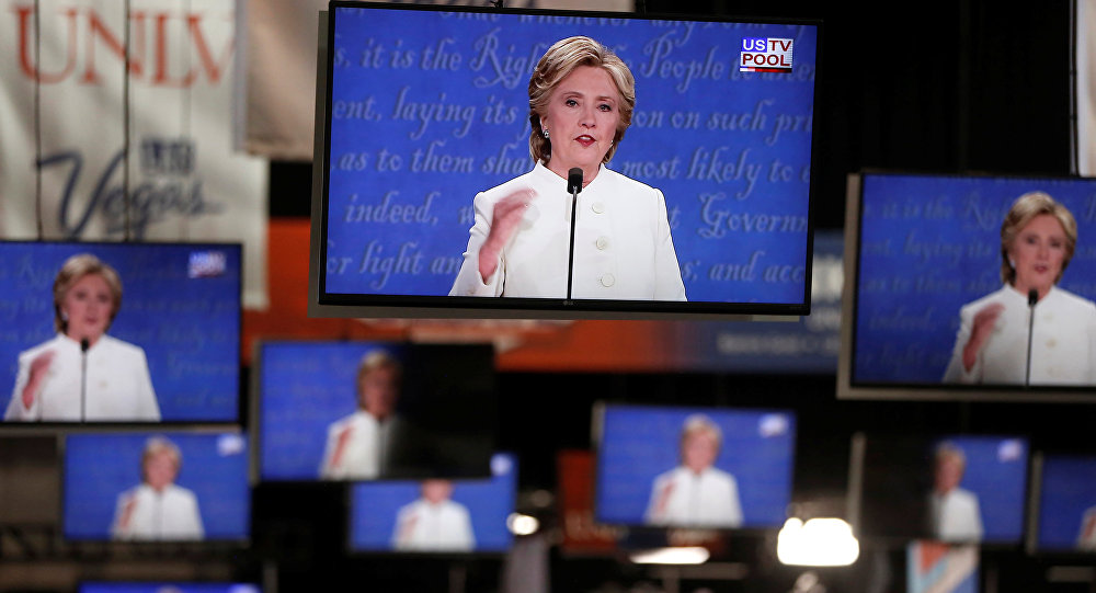 Hillary Clinton in tv