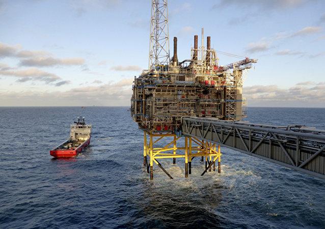 Piattaforma offshore norvegese