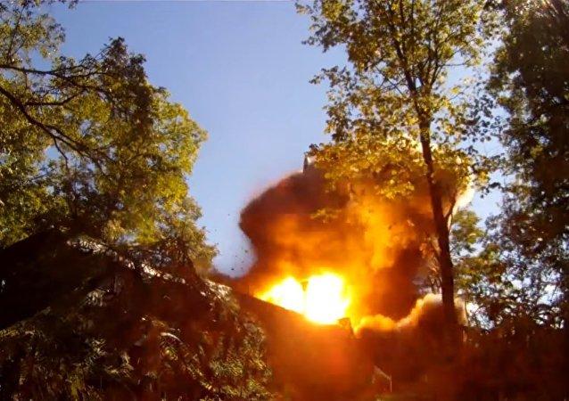 La Giornata delle forze missilistiche e dell'artiglieria russe