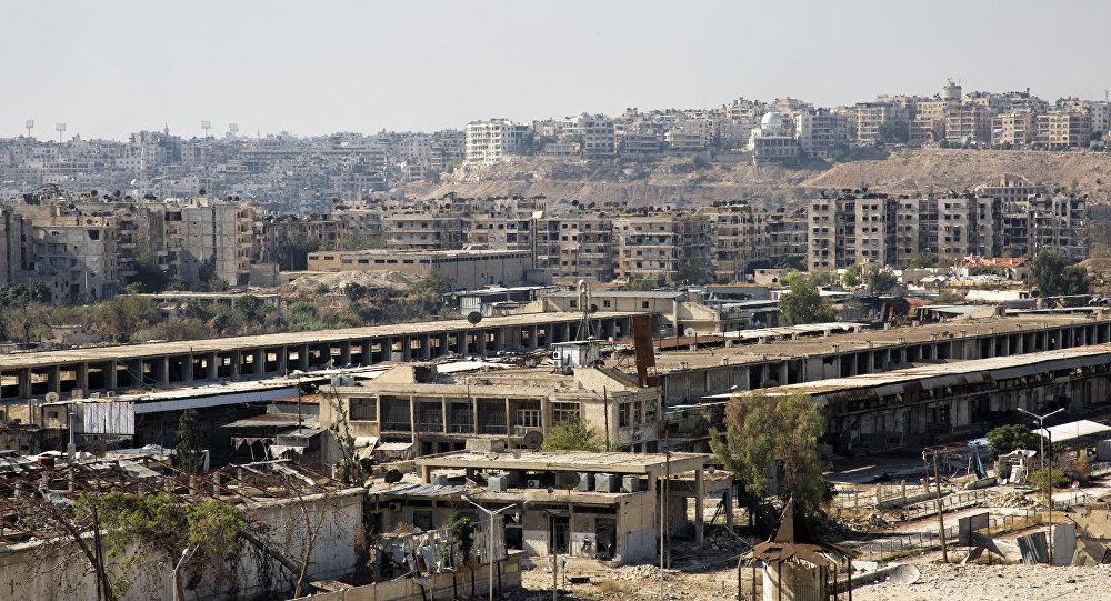 Aleppo est