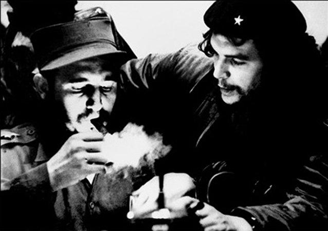 Fidel Castro e Che Guevara, i protagonisti della Rivoluzione Cubana