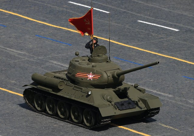 Il leggendario carro armato T-34-85