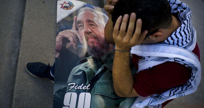La reazione del mondo alla morte di Fidel Castro