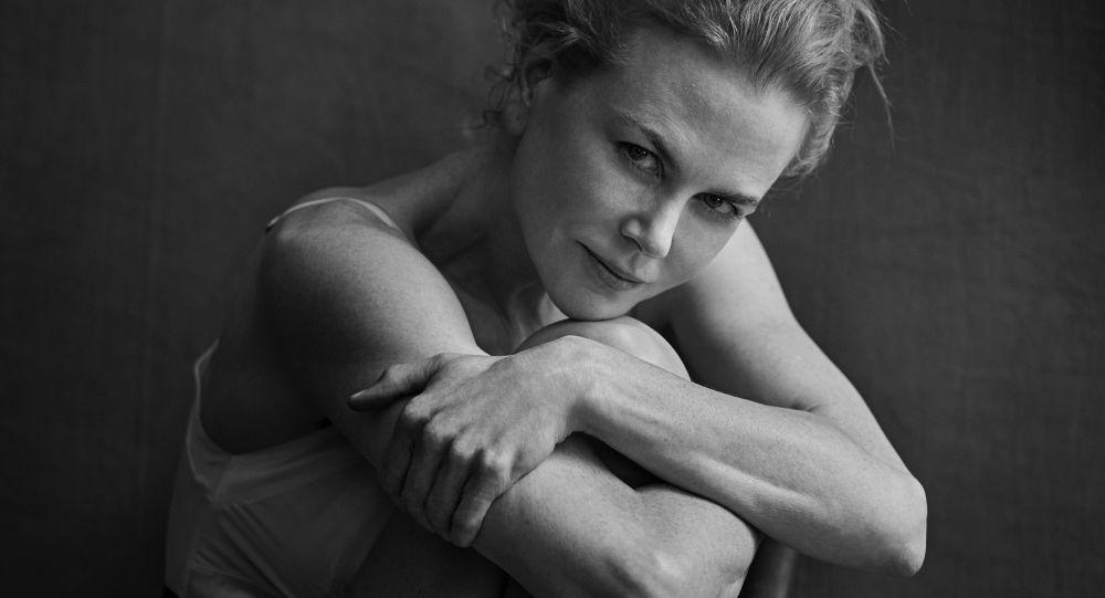 Nicole Kidman per calendario Pirelli 2017