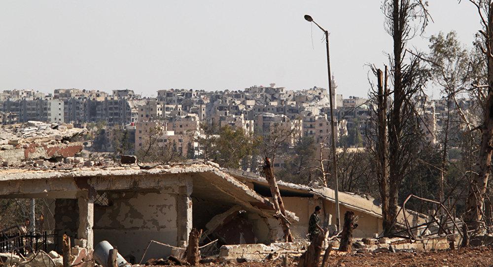 Aleppo (foto d'archivio)