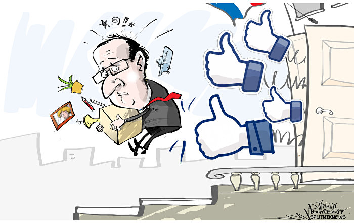Hollande va a casa. Condividi
