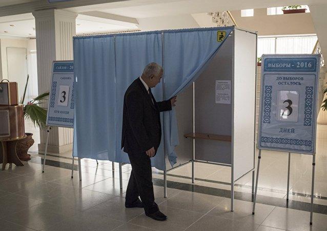 Preparazioni per le elezioni presidenziali in Uzbekistan