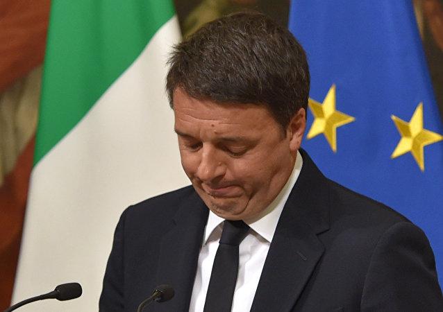 Matteo Renzi (foto d'archivio)