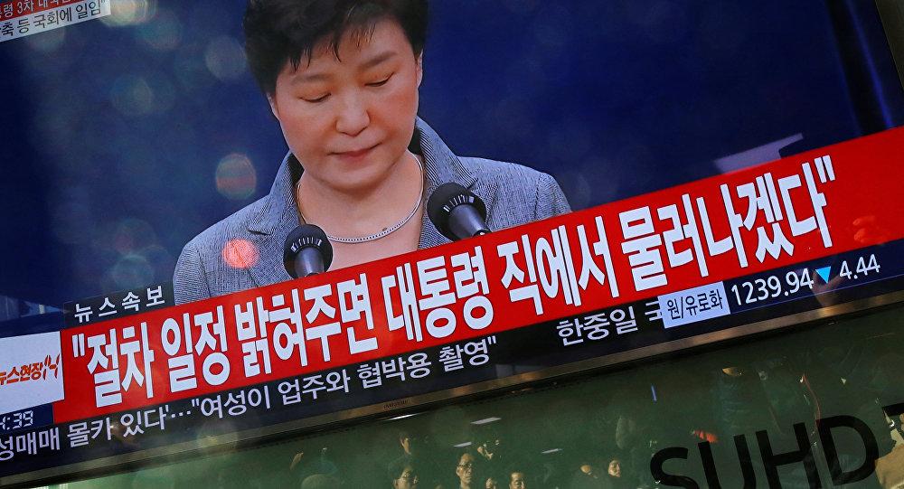 Corea del Sud, via libera alla destituzione della presidente Park
