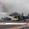 Le missioni da combattimento dal Ammiraglio Kuznetsov