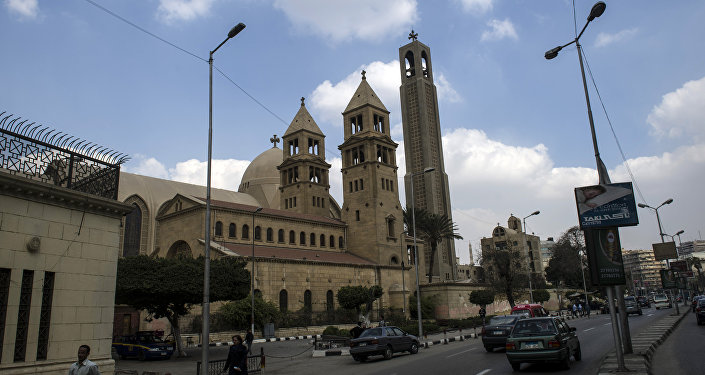 Cattedrale della Chiesa cristiano-copta al Cairo (foto d'archivio)