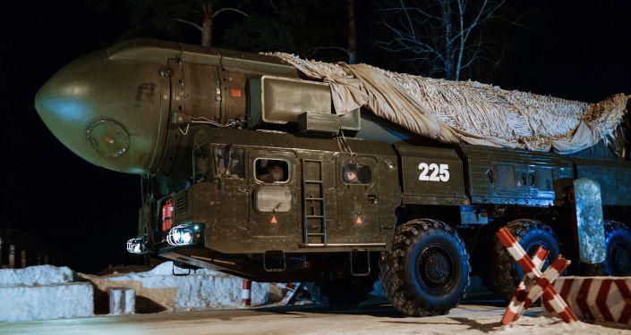 Missile Topol