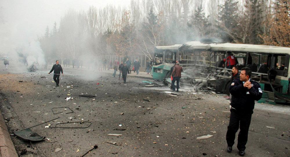 Turchia, Erdogan dopo attentato Kayseri: