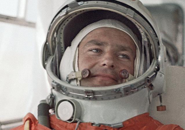 Astronauta (foto d'archivio)