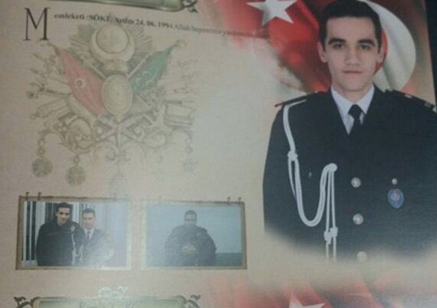Mevlüt Mert Altıntaş, assassino dell'ambasciatore russo in Turchia Andrey Karlov