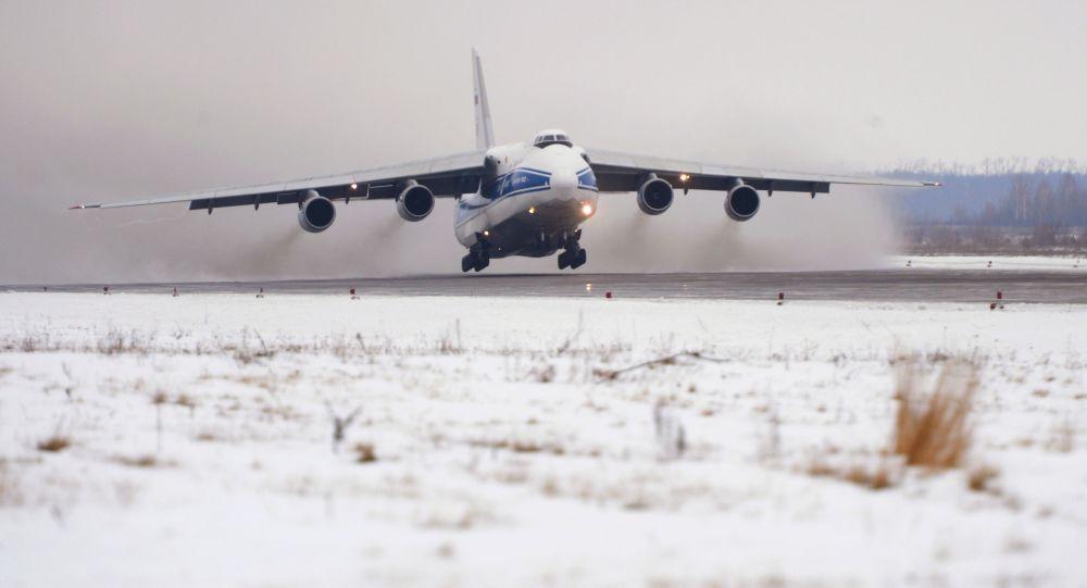 Aereo da trasporto russo Antonov An-124