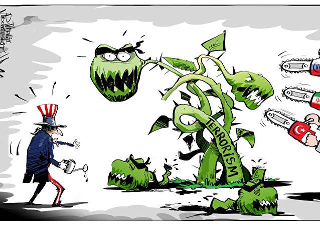 Scacco matto al terrorismo
