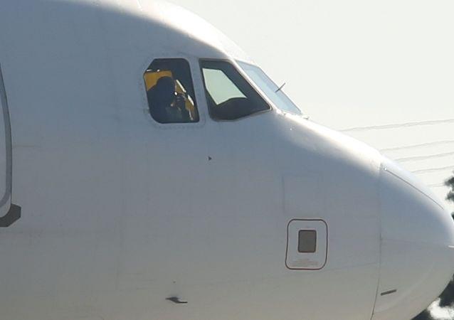 Aereo della Afriqiyah Airways
