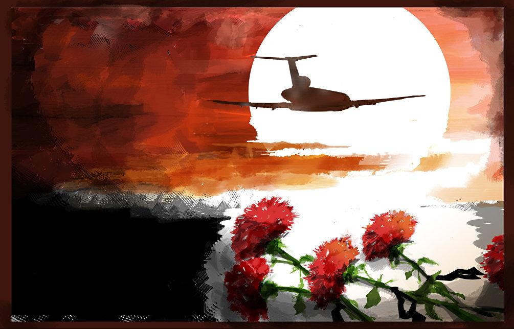 Russia, aereo precipitato: non si esclude la pista terroristica
