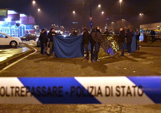Lkw-Attentäter Anis Amri in Mailand erschossen