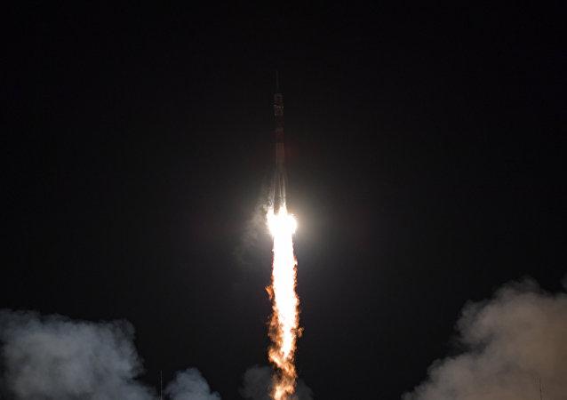 Il lancio spaziale