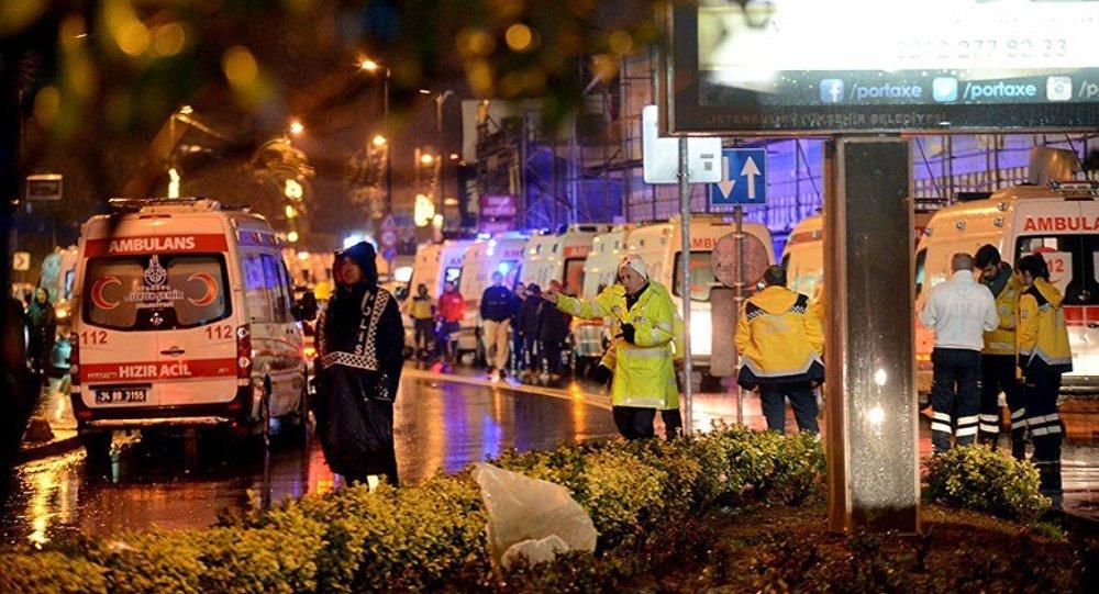İstanbul - Reina- silahlı saldırı