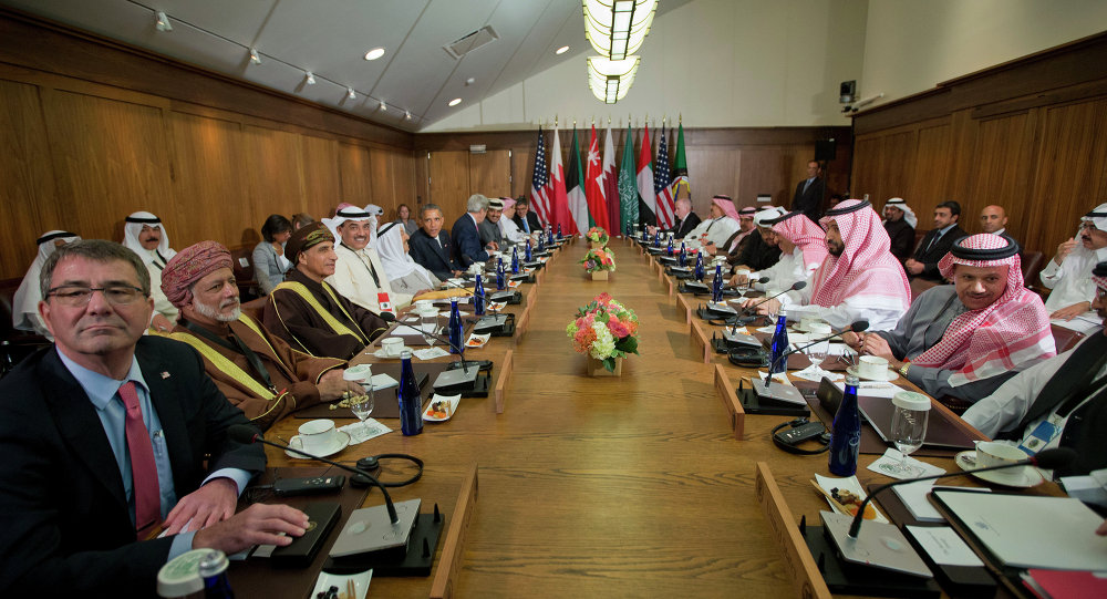 Incontro tra Barack Obama e Paesi del Golfo Persico, Camp David
