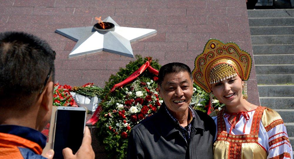Cinesi in Russia