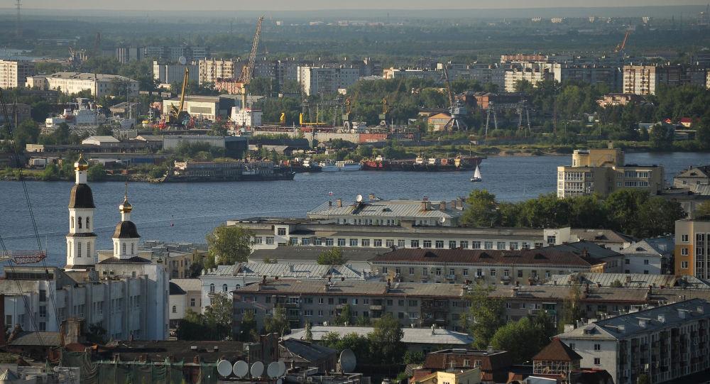 Arcangelo, Russia