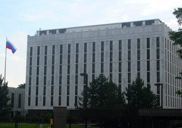Ambasciata russa a Washington