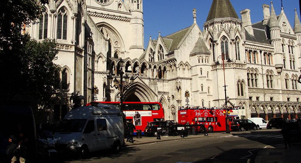 L'Alta Corte di giustizia di Londra