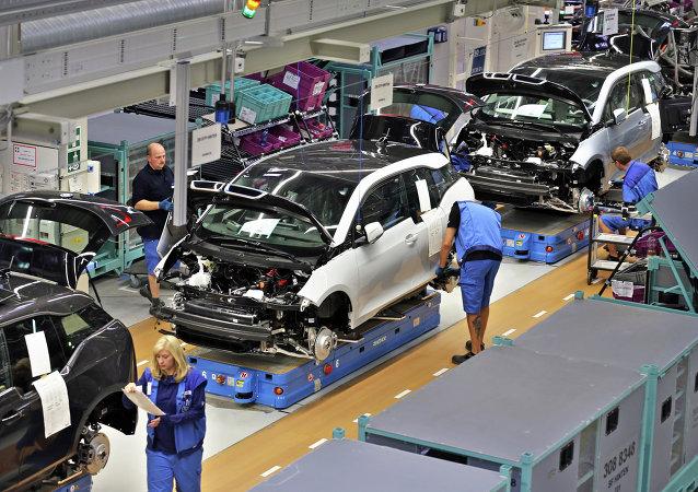 Industria automobilstica