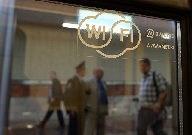 Connessione Wi-Fi disponibile nella metropolitana di Mosca