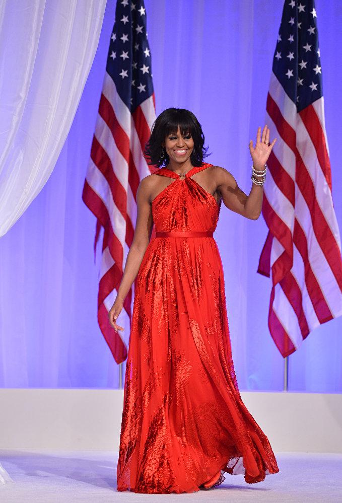 Michelle Obama.
