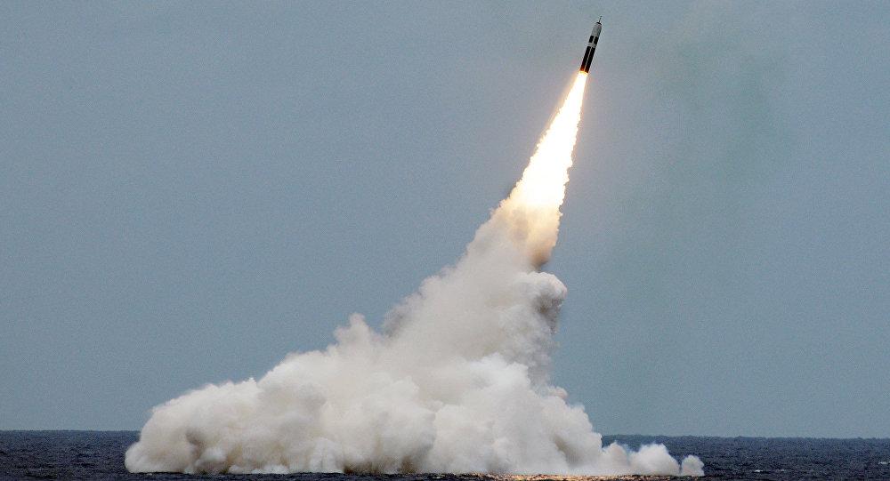 Missile SSBN