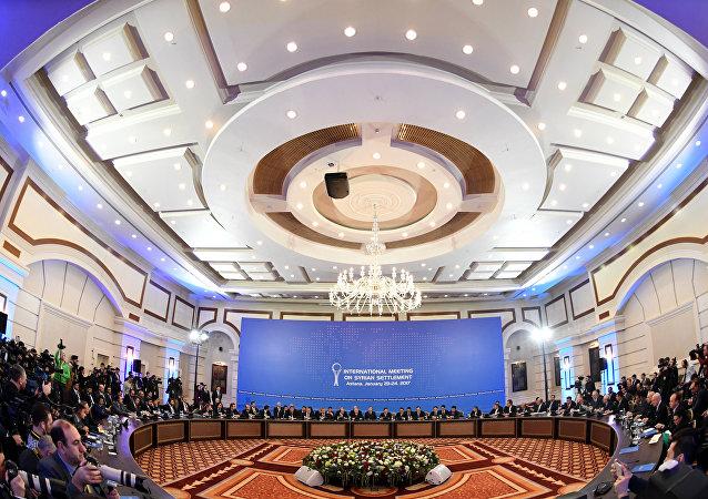 Negoziati di Astana per la Siria