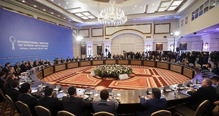 Negoziati sulla Siria ad Astana, Kazakistan
