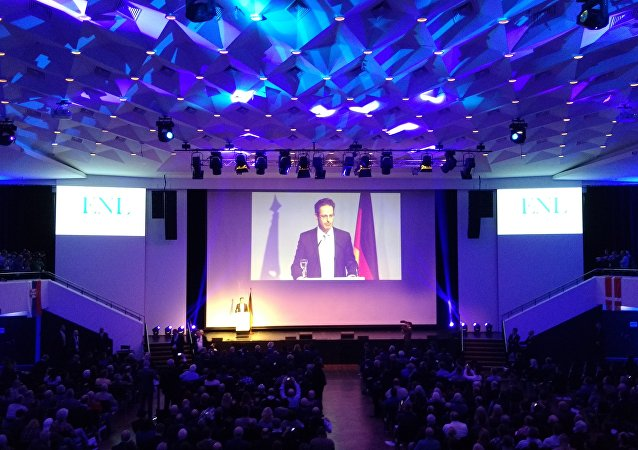 Congresso di Coblenza delle destre euroscettiche