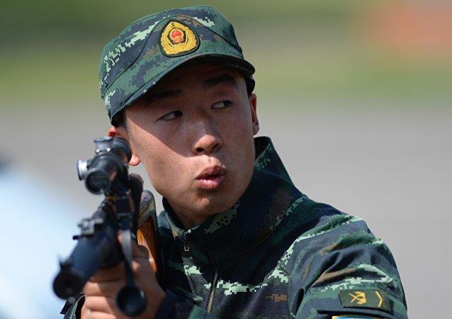 Esercitazioni militari congiunte tra Russia e Cina (foto d'archivio)