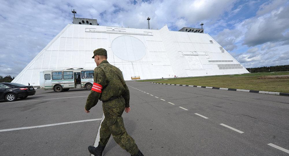 """La stazione radar """"DON-2N"""" che difende Mosca dai missili balistici"""