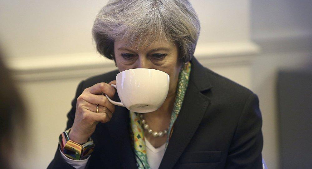 Premier britannico Theresa May