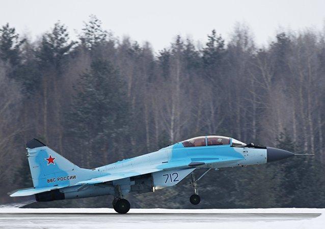 Il caccia russo MiG-35