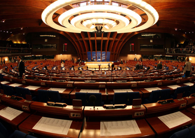 Assemblea Parlamentare del Consilgio d Europa
