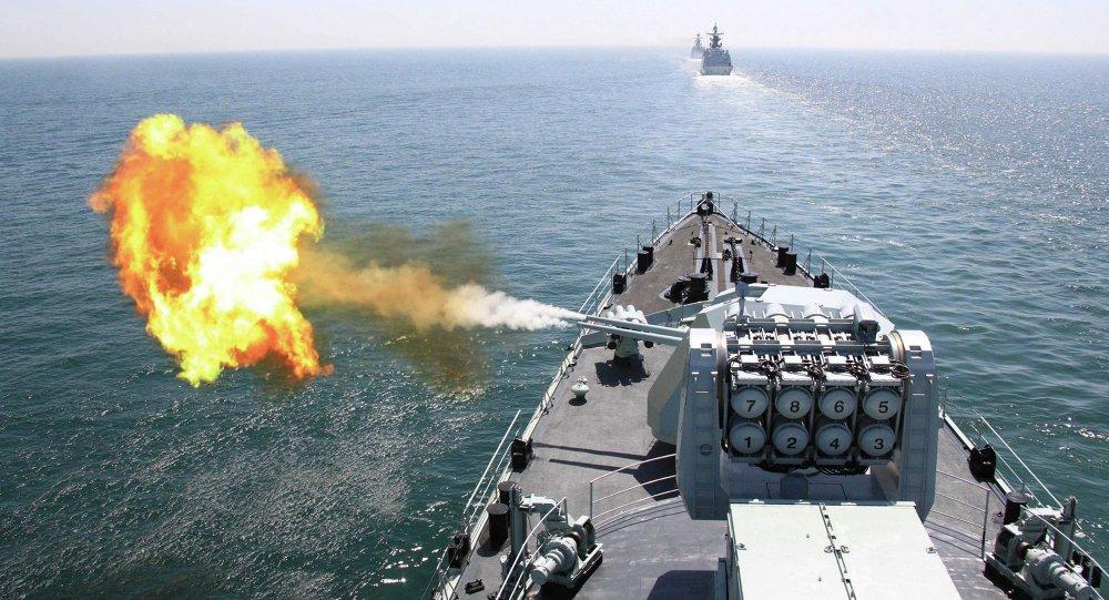 Esercitazioni navali di Russia e Cina nel Mediterraneo