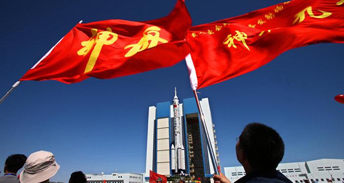 Jiuquan Satellite Launch Centre in northwest China's Gansu province