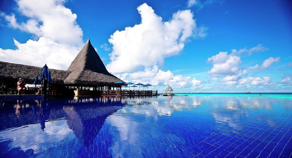 Resort in Oceania