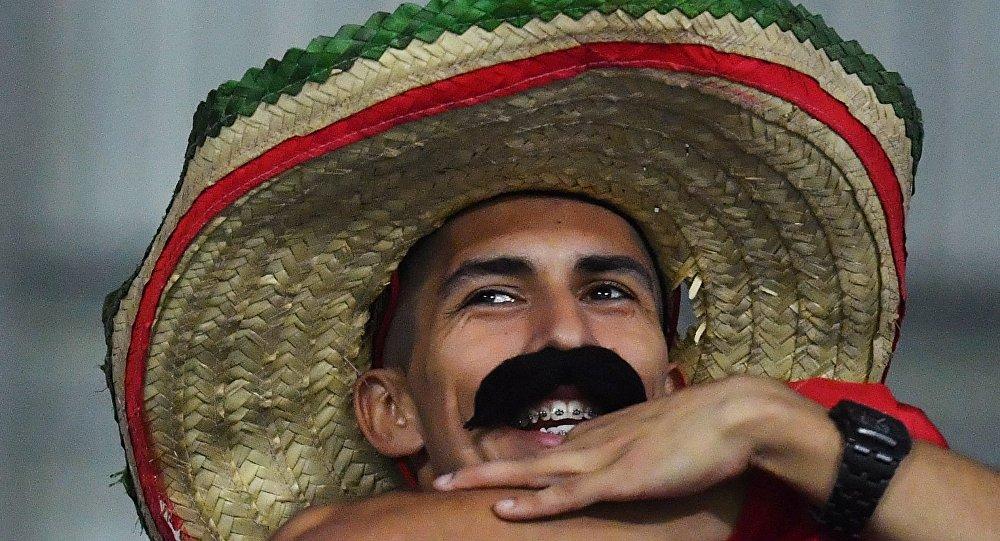 Un messicano sorridente