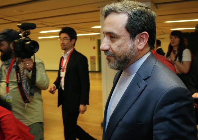 Il viceministro degli Esteri iraniano, Abbas Araghchi