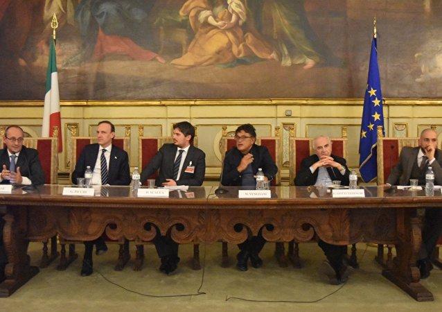 Convegno Globalismo e sovranità: quali prospettive politiche per l'Italia che verrà